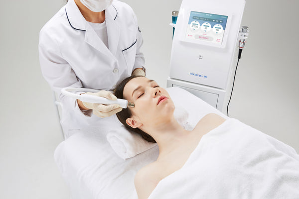 Diasono Diamond Hydrodermabrasion and LDM Local Dynamic Micro-massage (High Frequency Ultrasound)