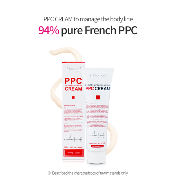 PHOSPHATIDYCHOLINE PPC BODY SLIMMING CREAM 100ML X 10 $90 EACH