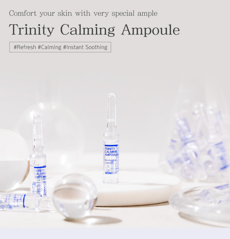 TRINITY CALMING AMPOULE 2ML X 10PC $110