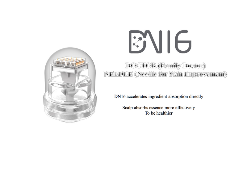 DN16 NEEDLE STAMP 1MM