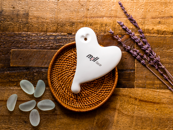 MILLFACE 100% CERAMIC - MADE IN KOREA - GUA SHA TOOL RETAIL $95