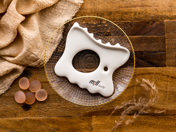 MILLBODY 100% CERAMIC - MADE IN KOREA - GUA SHA TOOL RETAIL $120