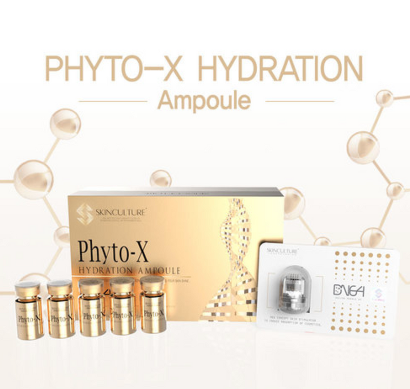 PHYTO-X HYDRATION AMPOULE $250 WITH DN64 0.25MM