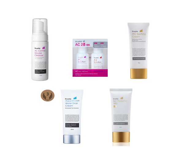 DR. ESTHE DAILY ACNE KIT $246
