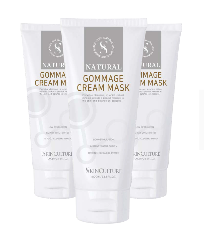 GOMMAGE CREAM MASK 250ML