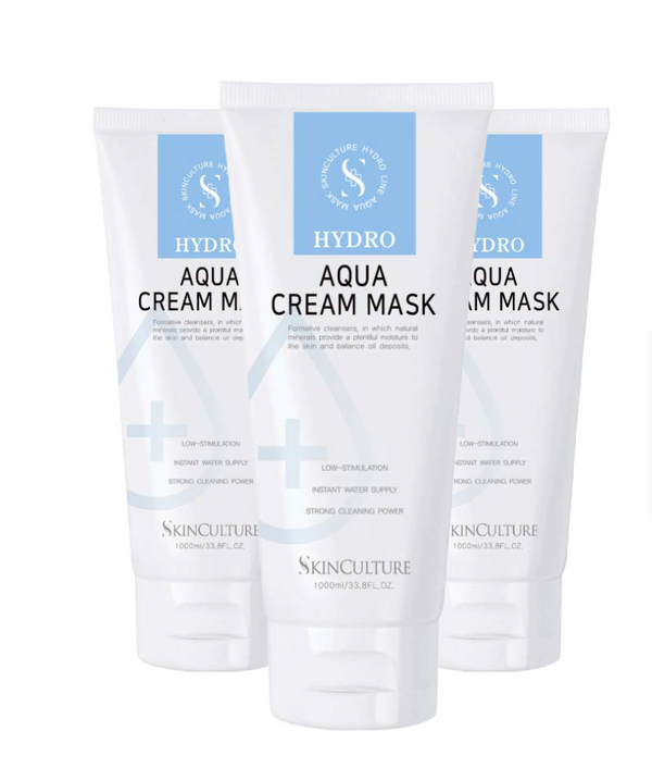 HYDRO AQUA CREAM MASK 250ML $70