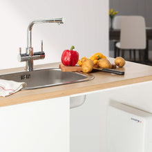 SAN Classic - All-in-one Faucet  (Chrome-Plated Brass) with Water Filtration