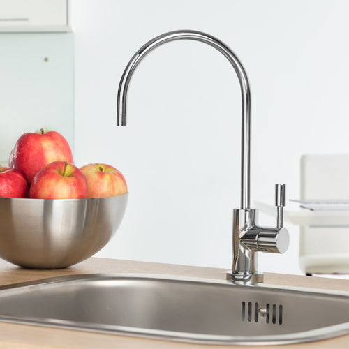 SMART Classic - Separate Drinking Tap (Chrome-Plated Brass) with Water Filtration