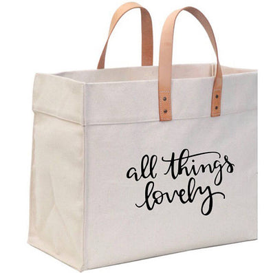 All Things Lovely Bag