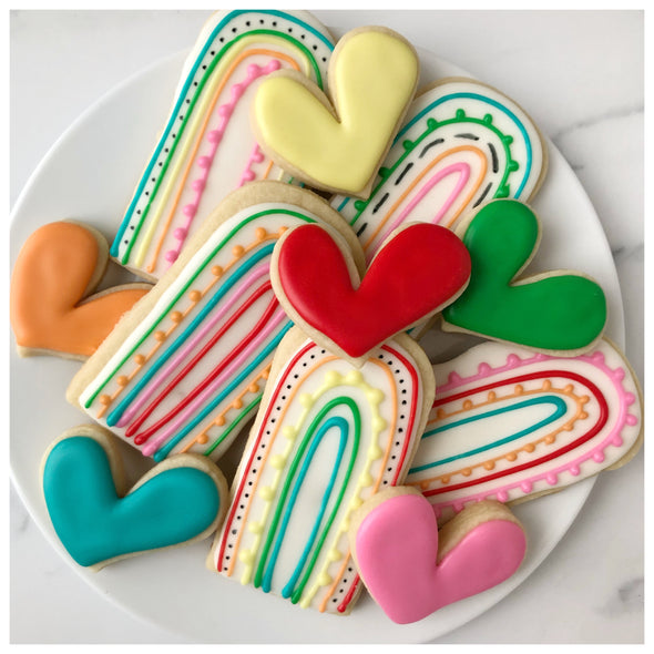Cookie Set- Valentine's Day