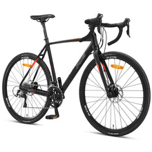 Grit 4.0 Gravel Road Bike Black
