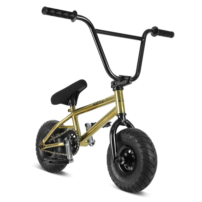 Hustle Mini BMX Gold