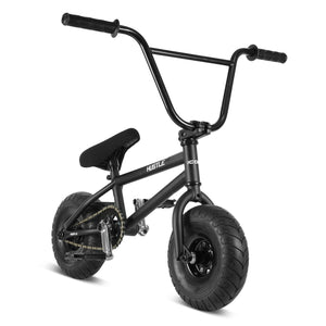 Hustle Mini BMX Matt Black