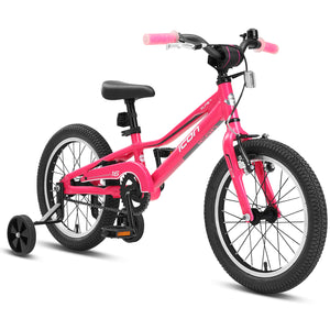 "XLITE Girls 16"" Bubblegum Pink"