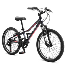 "XLITE 20"" Boys 7-Speed Gloss Black"
