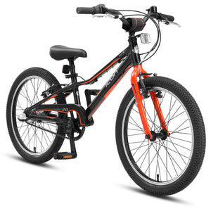 "XLITE Boys 3-Speed 20"" Black Ember"