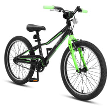 "XLITE Boys Coaster 20"" Black Uranium"
