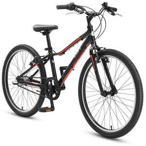 "XLITE Boys 3-Speed 24"" Black Ember"