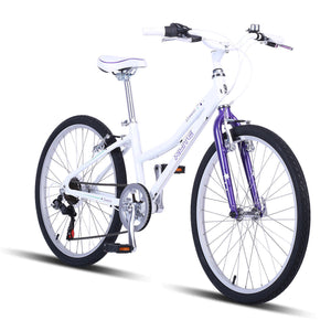 "XLITE Girls 24"" White/Purple"