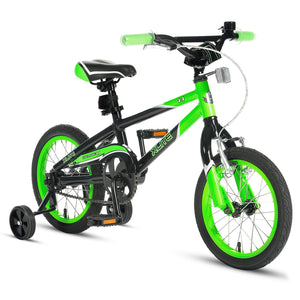 "XLITE Boys 14"" Black/Green"