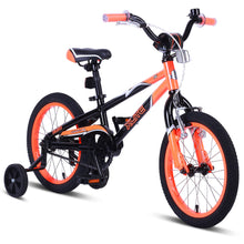 "XLITE Boys 16"" Flame Orange"