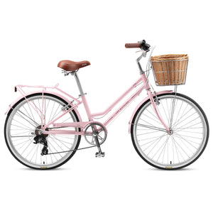 Retro Melody Blush Pink 24""