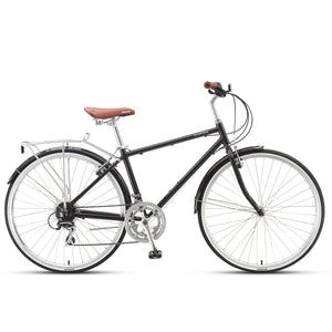 Eden Commuter Alloy Pearl Black