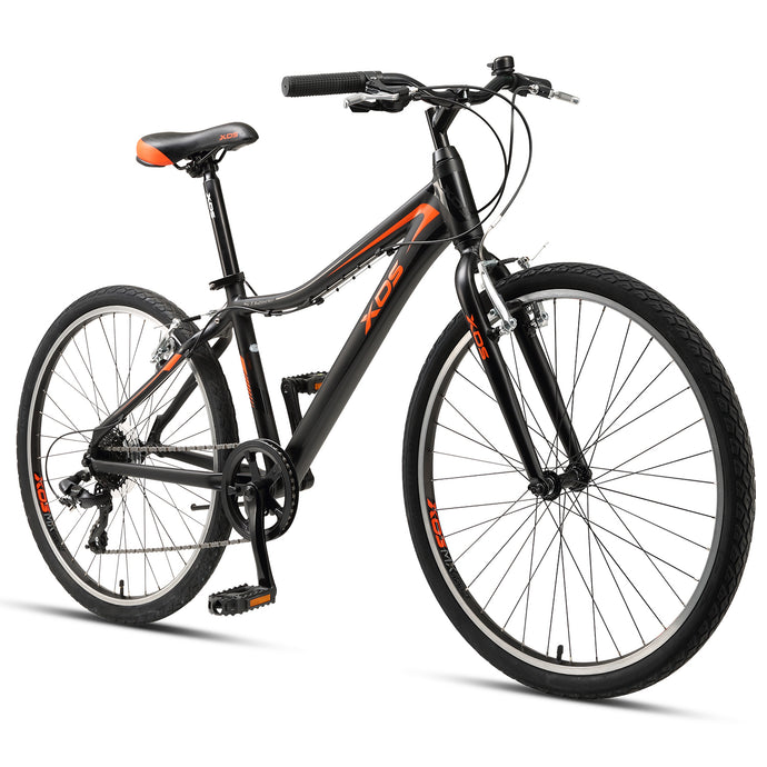 Strike MTB Black/Orange