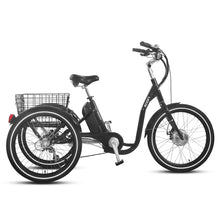 "E-SCAPE 24"" 7-Speed E-Trike Grey"