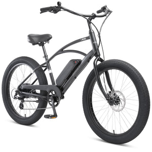 E-MERGE Cruiser Midnight Black