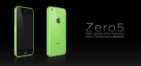 Zero 5 (0.5mm) for iPhone 5C