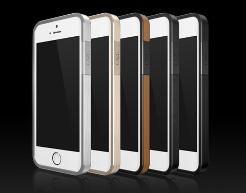 The New ThinEdge bumper for iPhone SE & 5S/5