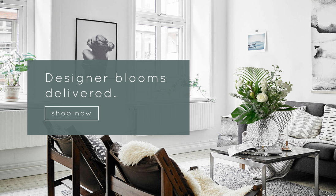 You blooms Florist New Plymouth interior design asthetic simplistic contemporary beautiful