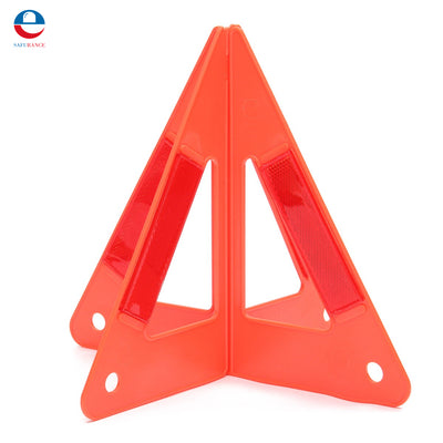 Reflective Safety Triangle