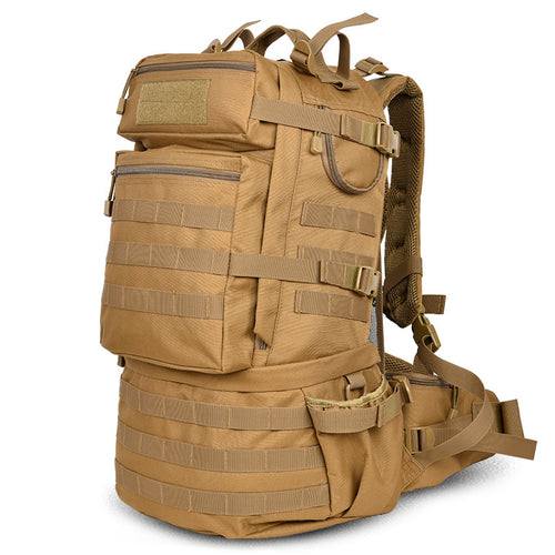 50L MOLLE Backpack