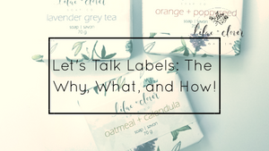 Let's Talk About Labels