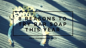 8 Reasons Why You Should Give Bar Soap A Try This Year
