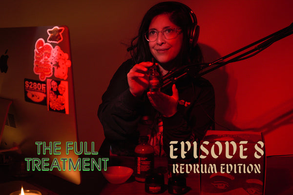 Episode 8: REDRUM Edition