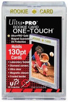 Ultra-Pro 130Pt 1-Touch Magnetic Holder - Gold Rookie