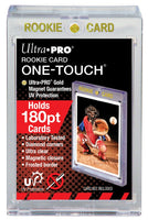 Ultra-Pro 180 Pt. 1-Touch Magnetic Holder - Gold Rookie