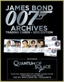 James Bond Archives 2015 Edition Trading Cards Box (Rittenhouse)