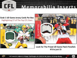 2017 Upper Deck CFL Football Hobby Box