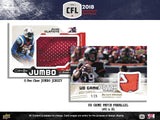 *PRE-SALE* 2018 Upper Deck CFL Football Hobby Box