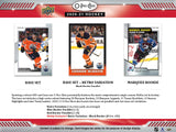 2020/21 Upper Deck O-Pee-Chee Hockey Hobby Box