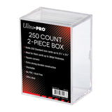 Ultra-Pro 250 Count Card Storage Box