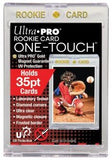Ultra-Pro 35 Pt. 1-Touch Magnetic Holder - Gold Rookie