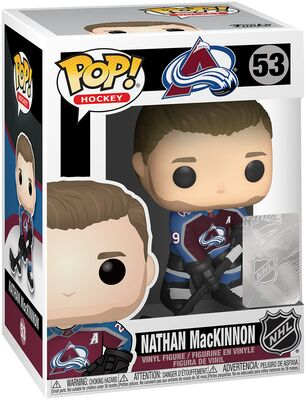 NATHAN MacKINNON Funko Pop! Vinyl Figure