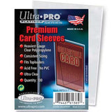 Ultra-Pro Regular Card Premium Sleeves
