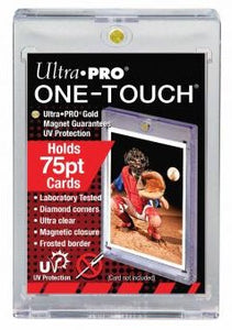 c42db0fb6a7 Ultra-Pro Executive Magnetic 1-Touch Card Holder