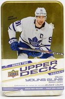 2020/21 Upper Deck Series 2 Hockey Retail Tin